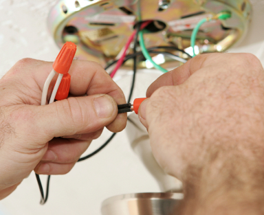 Domestic/commercial electrical work